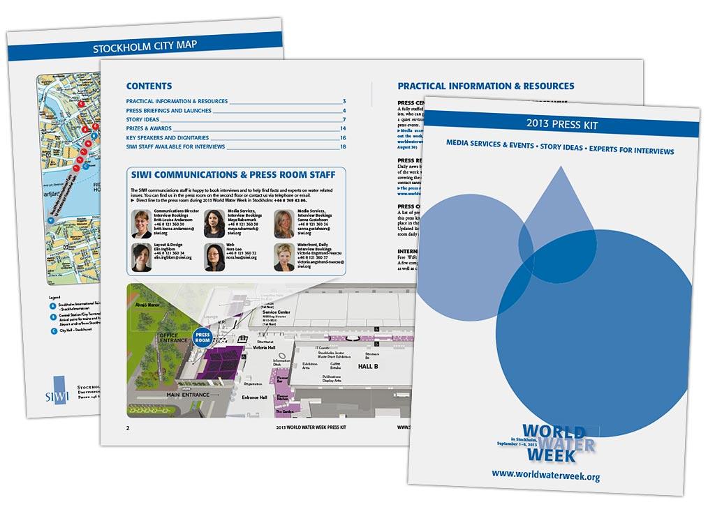 Presskit för Stockhoms Vattenfestival